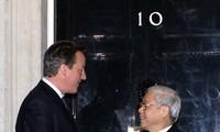 Việt Nam và Vương quốc Liên hiệp Anh và Bắc Ai len ra Tuyên bố chung