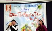Cộng đồng người Việt ở Nga và Đức  tổ chức Ngày thơ Việt Nam