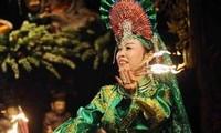 Liên hoan toàn quốc khảo sát nghi lễ chầu văn của người Việt