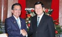 Thúc đẩy hợp tác Việt Nam-Brunei