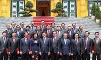 Chủ tịch nước trao quyết định bổ nhiệm Đại sứ và Tổng lãnh sự Việt Nam tại nước ngoài
