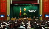 Quốc hội chất vấn Bộ trưởng Bộ nông nghiệp và phát triển nông thôn