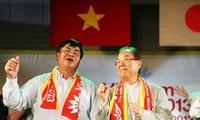 Lễ hội Việt Nam tại Nhật Bản 2013 thấm đượm tình hữu nghị