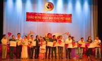 Trao giải thưởng tại Liên hoan các vở diễn của tác giả Lưu Quang Vũ