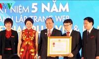 Báo điện tử Vietnam Plus nâng cao chất lượng hoàn thành vai trò của báo chí cách mạng