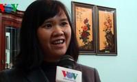 Đoàn đại biểu Phụ nữ  Viêt Nam tại LB Nga dự Hội nghị Phụ nữ Việt Nam ở nước ngoài
