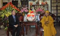Phật giáo là cầu nối giữa đạo và đời để xây dựng khối đoàn kết toàn dân tộc