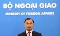 Người Phát ngôn Bộ Ngoại giao nêu quan điểm của Việt Nam về tình hình Ukraine