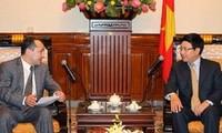 Tham vấn chính trị giữa hai Bộ Ngoại giao Việt Nam và Uzbekistan