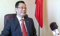 Quan hệ giữa Việt Nam và Moldova tiếp tục phát triển tốt đẹp