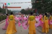 """Sôi nổi """" Những ngày hội văn hóa, thể thao và du lịch Hà Nội tại Điện Biên"""""""