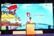 """Phú Quốc khai mạc chương trình: """"Sinh viên với biển đảo Tổ quốc năm 2014"""""""