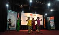 Hoạt động kỷ niệm 124 năm ngày sinh Chủ tịch Hồ Chí Minh tại các nước