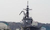 Tàu Kunisaki Nhật Bản cập cảng Tiên Sa Đà Nẵng