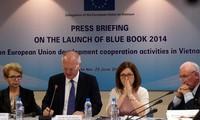 EU là nhà tài trợ ODA không hoàn lại lớn nhất tại Việt Nam