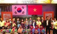 Quảng bá kịch dân gian Việt Nam tại Hàn Quốc