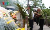 Hơn 1,3 triệu lượt người viếng mộ Đại tướng Võ Nguyên Giáp