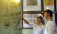 """Triển lãm bản đồ và trưng bày tư liệu """"Hoàng Sa, Trường Sa của Việt Nam - Những bằng chứng lịch sử v"""
