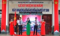 Lễ kỷ niệm 50 năm ngày Anh hùng liệt sĩ Nguyễn Văn Trỗi hy sinh