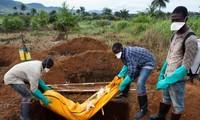 Ngăn chặn dịch Ebola: nhiệm vụ không dễ dàng