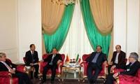 Phó Thủ tướng Nguyễn Xuân Phúc thăm chính thức Iran