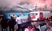 """Chính quyền Kazan tìm biện pháp giúp đỡ tiểu thương Việt Nam sau vụ cháy ở chợ """"Bà Côi"""