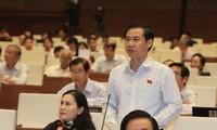 Quốc hội thảo luận về các dự thảo Luật liên quan đến Viện kiểm sát nhân dân, Tòa án nhân dân