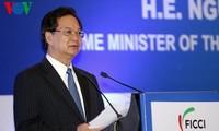 Lễ đón chính thức Thủ tướng Nguyễn Tấn Dũng thăm Ấn Độ
