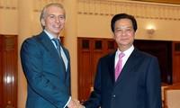 Việt Nam và Nga tăng cường hợp tác về dầu khí