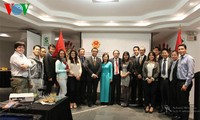 Kỷ niệm 20 năm ngày thiết lập quan hệ ngoại giao giữa Việt Nam và Peru