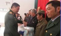 700 suất quà đến với gia đình chính sách, hộ nghèo tại Cao Bằng