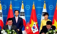Việt Nam – Hàn Quốc kết thúc đàm phán FTA