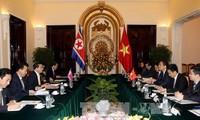 Trao đổi chính sách cấp Thứ trưởng Ngoại giao Việt Nam-CHDCND Triều Tiên
