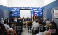 Tổng liên đoàn Lao động Argentina kỷ niệm Chiến thắng 30/4