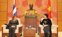 Phó Chủ tịch Quốc hội Nguyễn Thị Kim Ngân tiếp Phó Chủ tịch Quốc hội Chính quyền Nhân dân Cu ba