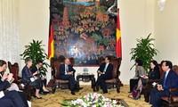 Truyền thông Đức đánh giá quan hệ hợp tác Đức - Việt ngày càng hiệu quả