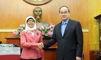 Singapore luôn là đối tác tin cậy của Việt Nam