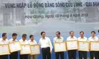Chính phủ giúp người đân đồng bằng sông Cửu Long có chỗ ở ổn định, an toàn, không bị ngập lụt