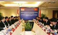 Hội nghị Bộ trưởng lần thứ 11 về kết nối kinh tế Việt Nam – Singapore