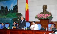 Phó Thủ tướng Nguyễn Xuân Phúc tiếp đoàn Mẹ Việt Nam Anh hùng Bến Tre