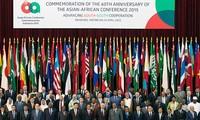 Chủ tịch nước Trương Tấn Sang dự Lễ Kỷ niệm 60 năm Hội nghị Bandung