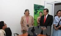 Công chúa Thái Lan thăm và làm việc tại Ninh Bình