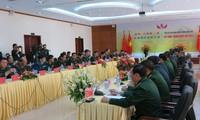 Tiếp tục hoạt động giao lưu hữu nghị Quốc phòng biên giới Việt Nam – Trung Quốc lần thứ 2