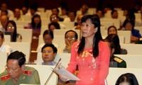 Quốc hội thảo luận dự án Luật an toàn vệ sinh lao động