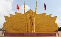 Khánh thành công trình tu bổ, nâng cấp Đài tưởng niệm liên minh chiến đấu Việt – Lào tại Champasac