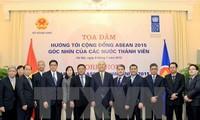 Tiến trình xây dựng Cộng đồng Văn hóa - Xã hội ASEAN và sự tham gia của Việt Nam