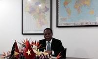 Biểu diễn nghệ thuật kỷ niệm 40 năm thiết lập quan hệ ngoại giao Việt Nam - Mozambique