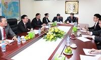 Tăng cường hợp tác, thúc đẩy quan hệ kinh tế thương mại, đầu tư giữa hai nước Việt Nam- Hàn Quốc