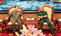 Thúc đẩy quan hệ giữa quân đội và nhân dân hai nước Việt Nam – CHDCND Triều Tiên