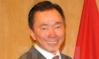 Bỉ trao tặng Huân chương Danh dự, Đại Hoàng gia hạng Nhất cho ông Phạm Sanh Châu